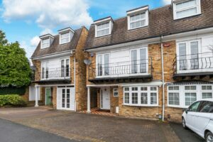 Somerset Close, Woodford Green